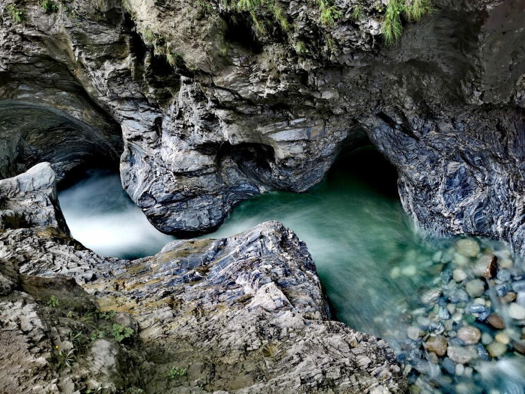 Während der Liechtensteinklamm Öffnungszeiten erwartet dich dieses Naturspektakel!