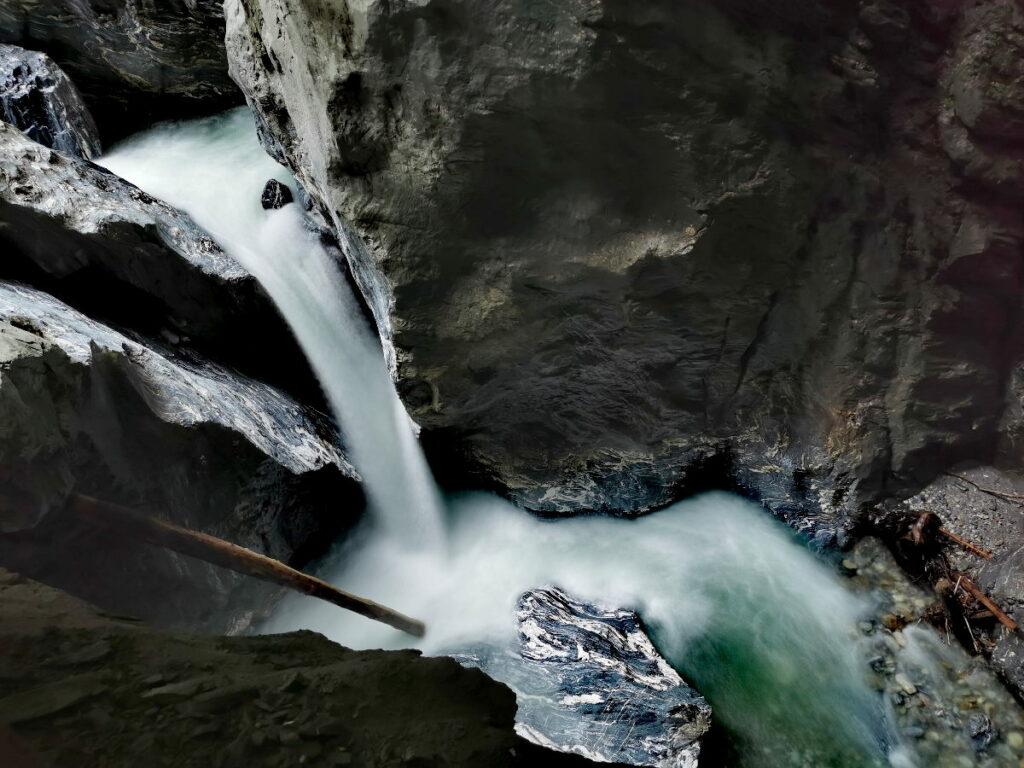 Wo ist die Liechtensteinklamm? Hier findest du alle Informationen für deinen Ausflug.
